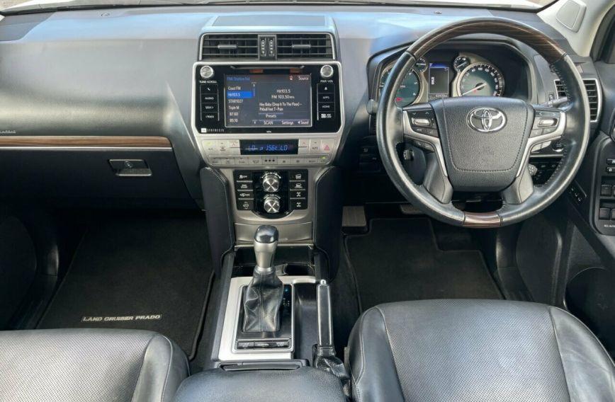 2017 TOYOTA LANDCRUISER PRADO Kakadu  GDJ150R Turbo Wagon