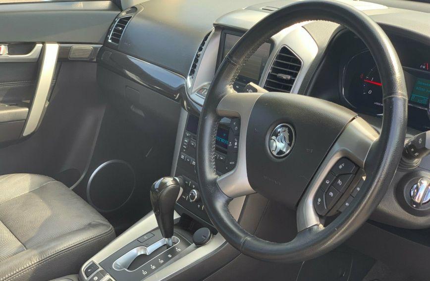 2015 HOLDEN CAPTIVA 7 LTZ CG Turbo Wagon