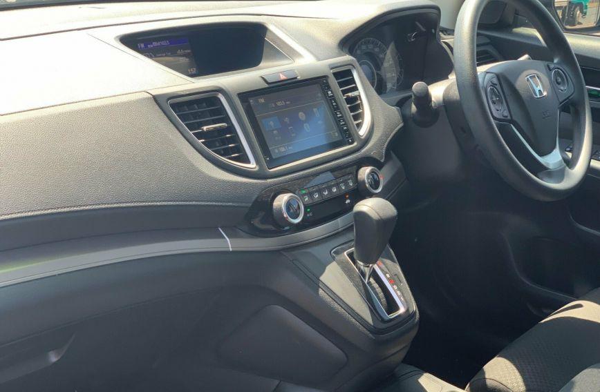 2017 HONDA CR-V VTi  RM Series II  WAGON