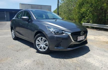 Demo 2018 MAZDA 2 DL2SAA Sedan 4dr Neo SKYACTIV-Drive 6sp 1.5i
