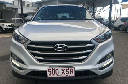 2017 HYUNDAI TUCSON Active  TL2  Wagon