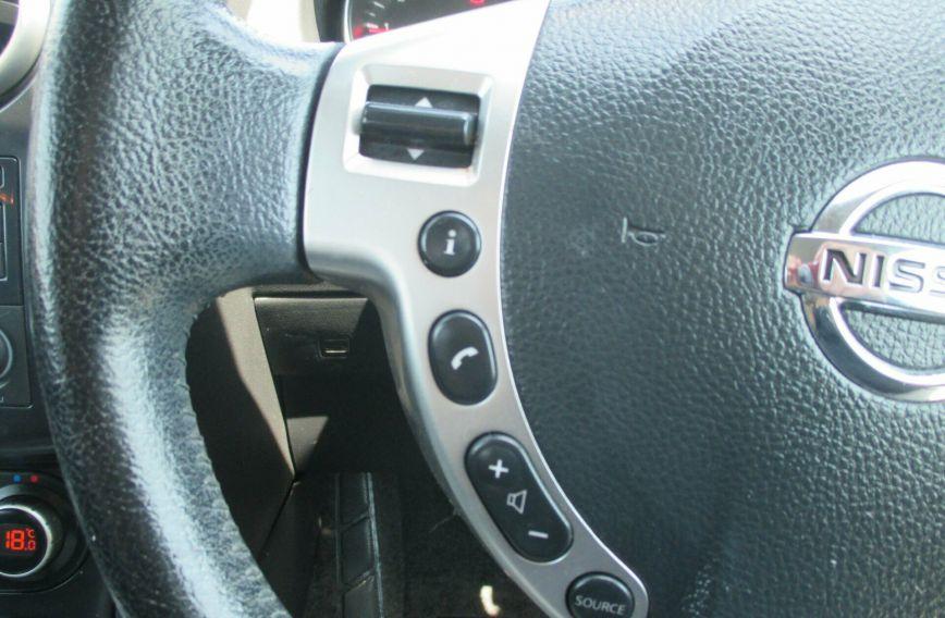 2012 NISSAN DUALIS Ti  J10W Series 3  Hatchback