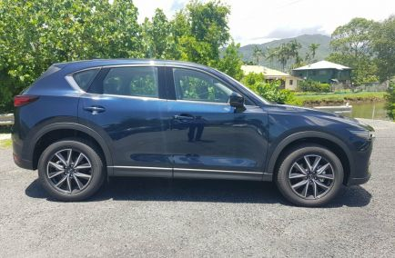 2018 MAZDA CX-5 GT  KF4WLA Turbo Wagon