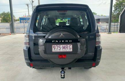 2009 MITSUBISHI PAJERO Platinum Edition  NT Turbo Wagon