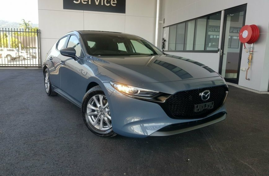 2019 MAZDA 3 G20 Pure BP2H76  Hatchback