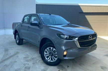 2020 MAZDA BT-50 XT  TFS40J Turbo Single Cab Chassis Utility