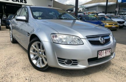 Used 2011 HOLDEN COMMODORE VE II Sedan 4dr Equipe Spts Auto 6sp 3.0i