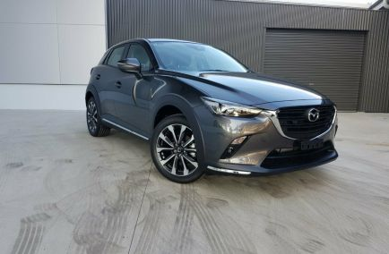 New 2019 MAZDA CX-3 DK2W7A Wagon 5dr sTouring SKYACTIV-Drive 6sp FWD 2.0i