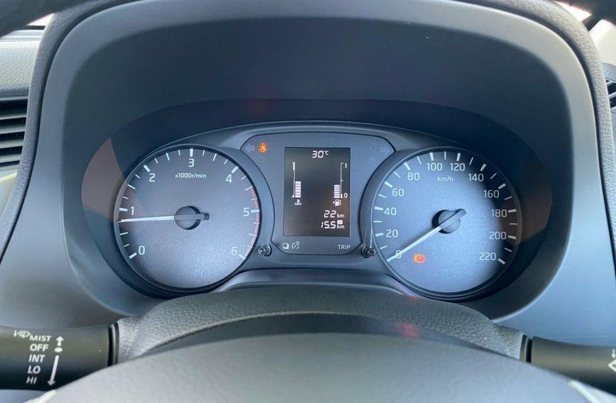 2019 NISSAN NAVARA RX  D23 S3 Turbo CAB CHASSIS Single Cab