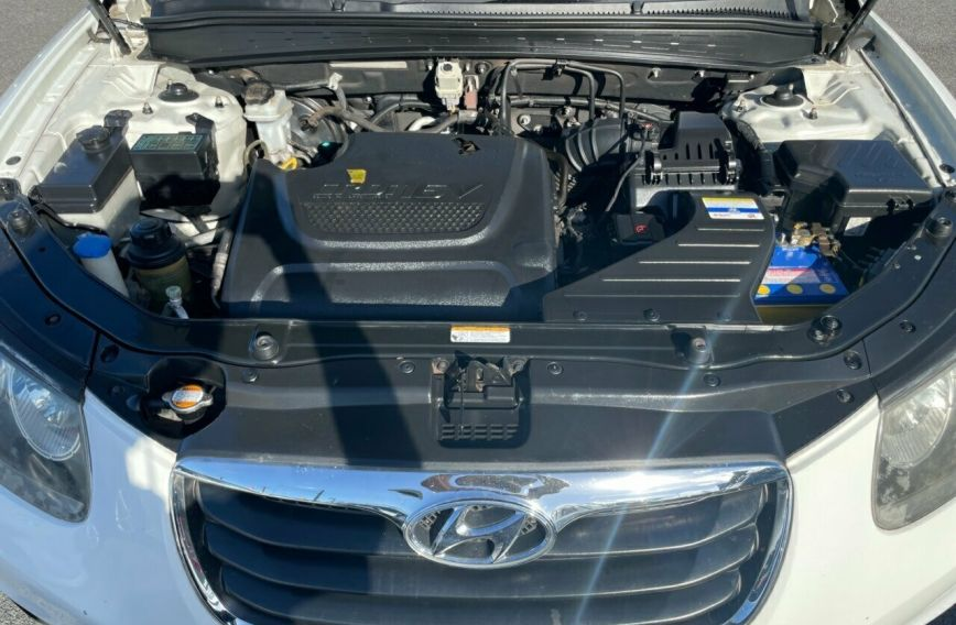 2012 HYUNDAI SANTA FE SLX  CM Turbo Wagon