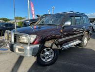 2003 TOYOTA LANDCRUISER for sale in Cairns