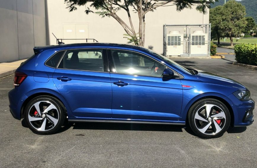 2019 VOLKSWAGEN POLO GTI  AW Turbo Hatchback