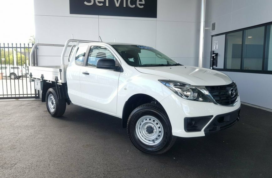 2019 MAZDA BT-50 XT  UR0YG1 Turbo CAB CHASSIS Extended C