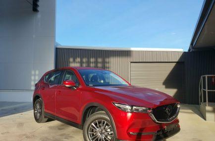 New 2021 MAZDA CX-5 KF4WLA Touring Wagon 5dr SKYACTIV-Drive 6sp i-ACTIV AWD 499kg 2.5i