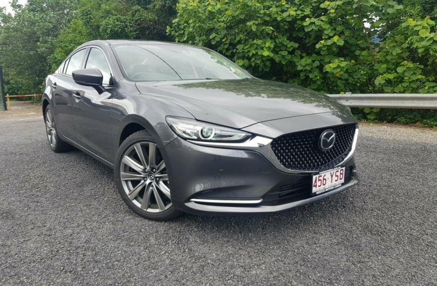 2018 MAZDA 6 GT  GL1032 Turbo SEDAN