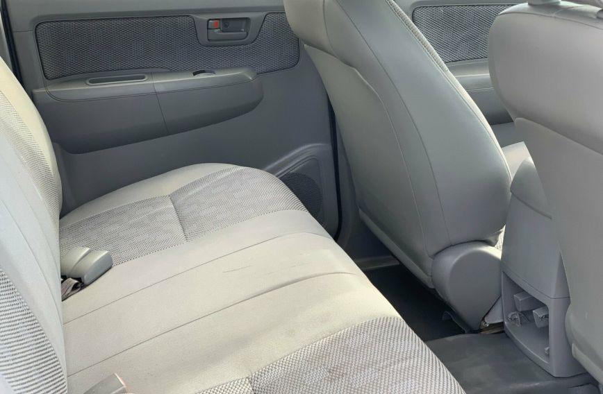 2008 TOYOTA HILUX SR  KUN26R Turbo CAB CHASSIS Dual Cab