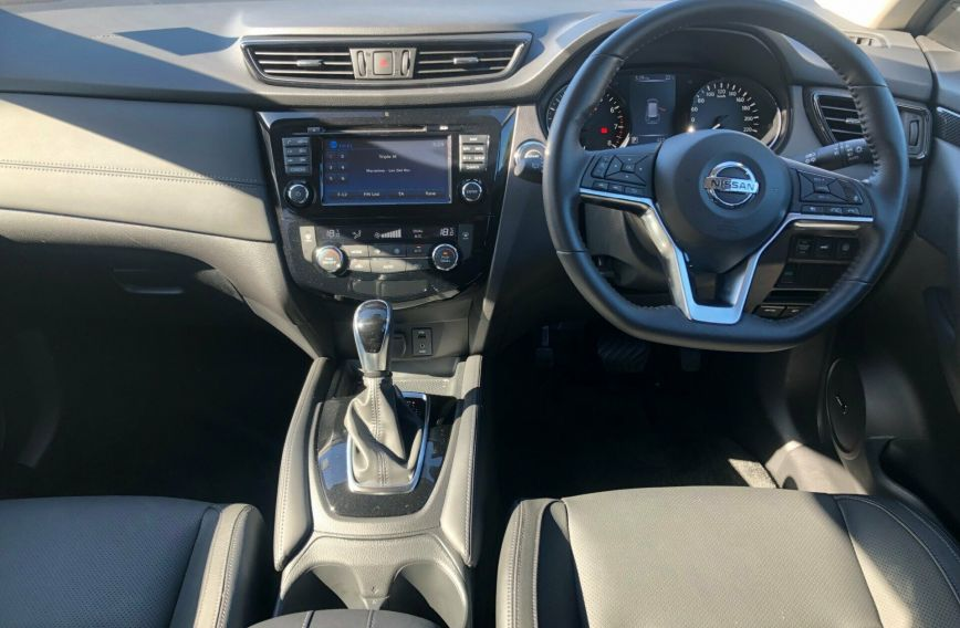 2018 NISSAN X-TRAIL Ti  T32 Series II  WAGON
