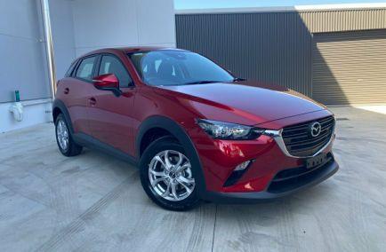 New 2020 MAZDA CX-3 DK4W7A Maxx Sport Wagon 5dr SKYACTIV-Drive 6sp i-ACTIV AWD 2.0i