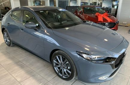 New 2019 MAZDA 3 BP2H7A Hatchback 5dr G20 Evolve SKYACTIV-Drive 6sp 2.0i