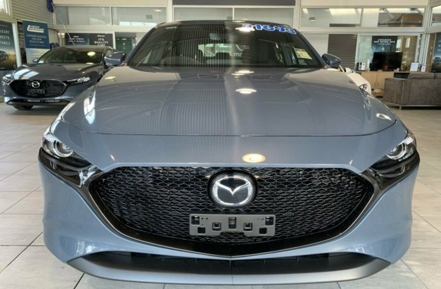 2019 MAZDA 3 G20 Evolve BP2H7A  HATCHBACK