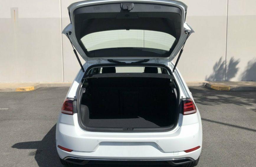 2019 VOLKSWAGEN GOLF 110TSI Comfortline 7.5 Turbo Hatchback