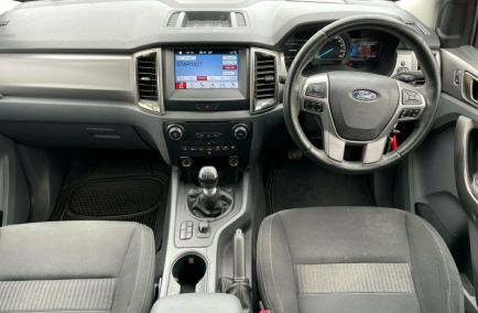 2017 FORD RANGER XLT  PX MkII Turbo Dual Cab Utility