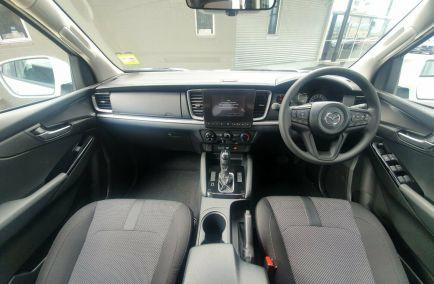 2020 MAZDA BT-50 XT  TFR40J Turbo Dual Cab Chassis Utility