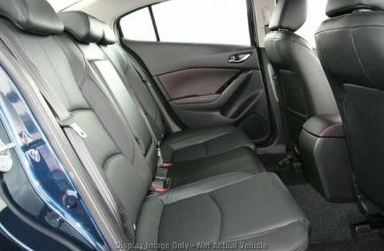 2018 MAZDA 3 SP25 GT BN5238  Sedan