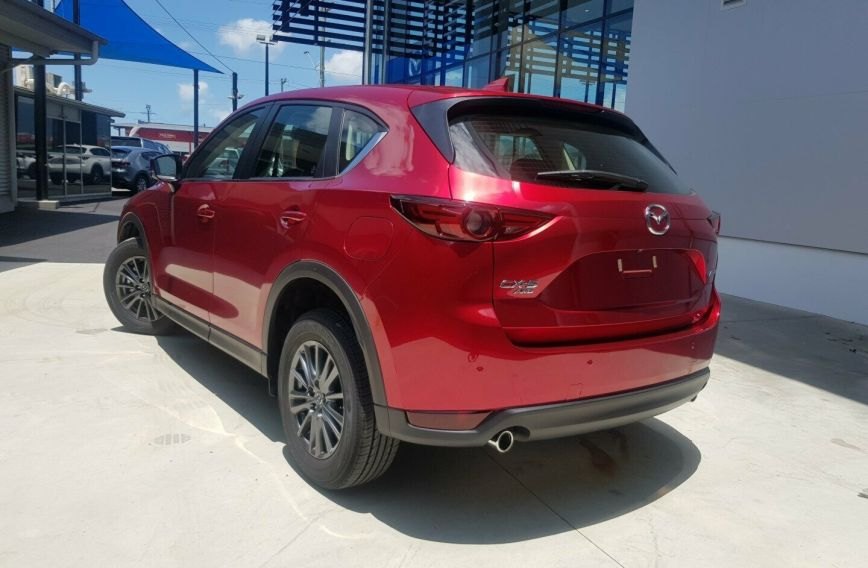 2019 MAZDA CX-5 Touring  KF4W2A Tw.Turbo WAGON