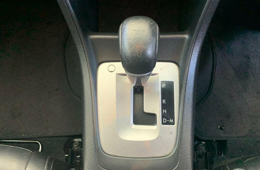 2012 SUBARU XV 2.0i-S  G4X  WAGON