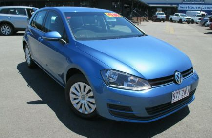 Used 2014 VOLKSWAGEN GOLF VII MY15 90TSI Hatchback 5dr DSG 7sp 1.4T