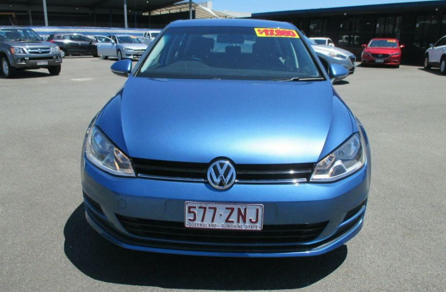 2014 VOLKSWAGEN GOLF 90TSI  VII Turbo HATCHBACK