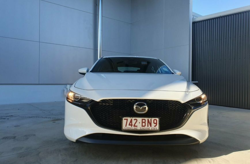 2021 MAZDA 3 G25 Evolve BP2HLA  Hatchback