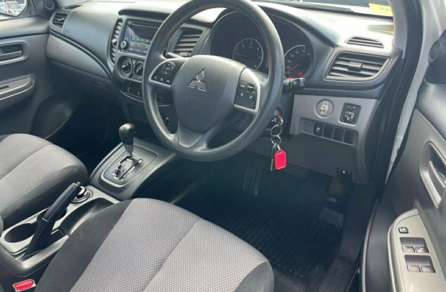 2016 MITSUBISHI TRITON GLX  MQ Turbo Dual Cab Utility