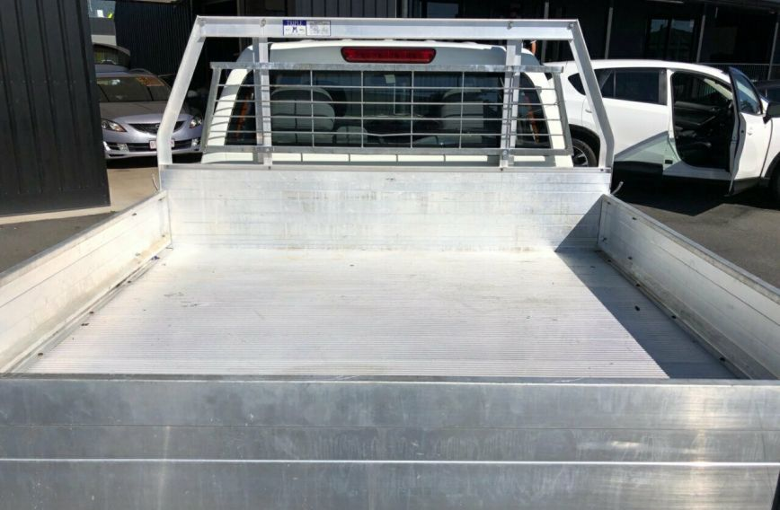 2010 HOLDEN COLORADO LX  RC Turbo CAB CHASSIS Dual Cab