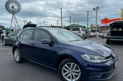 2017 VOLKSWAGEN GOLF 110TSI  7.5 Turbo Hatchback