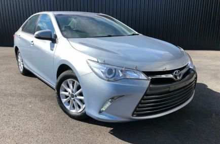Used 2015 TOYOTA CAMRY ASV50R Sedan 4dr Altise Spts Auto 6sp 2.5i 635kg