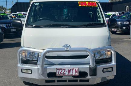 2016 TOYOTA HIACE   KDH201R Turbo Van