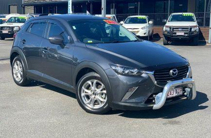 Used 2017 MAZDA CX-3 DK2W7A Wagon 5dr Maxx SKYACTIV-Drive 6sp 2.0i