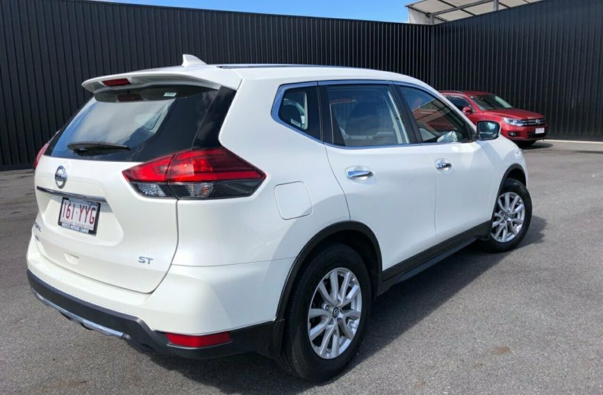2017 NISSAN X-TRAIL ST  T32 Series II  WAGON