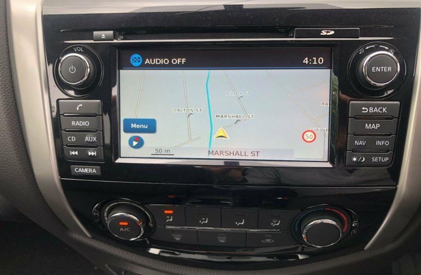 2018 NISSAN NAVARA ST  D23 S3 Tw.Turbo UTILITY Dual Cab
