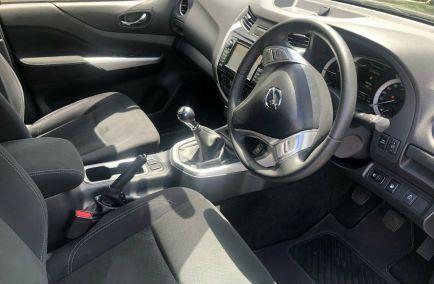 2018 NISSAN NAVARA ST-X  D23 S3 Tw.Turbo Extended Cab Utility