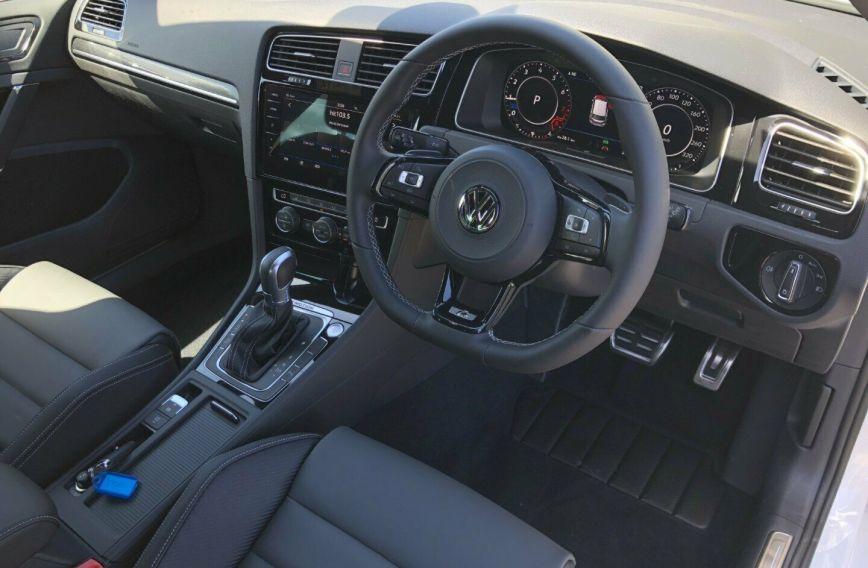 2018 VOLKSWAGEN GOLF R Special Edition 7.5 Turbo Hatchback