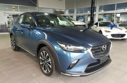 New 2019 MAZDA CX-3 DK2W76 Wagon 5dr sTouring SKYACTIV-MT 6sp FWD 2.0i