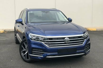 New 2019 VOLKSWAGEN TOUAREG CR Wagon 5dr 190TDI Launch Edition Tiptronic 8sp 4MOTION 3.0DT