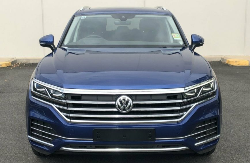 2019 VOLKSWAGEN TOUAREG 190TDI Launch Edition CR Turbo WAGON