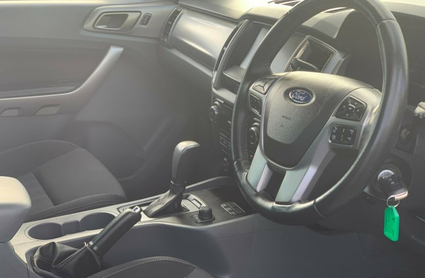 2016 FORD RANGER XLT  PX MkII Turbo UTILITY Dual Cab