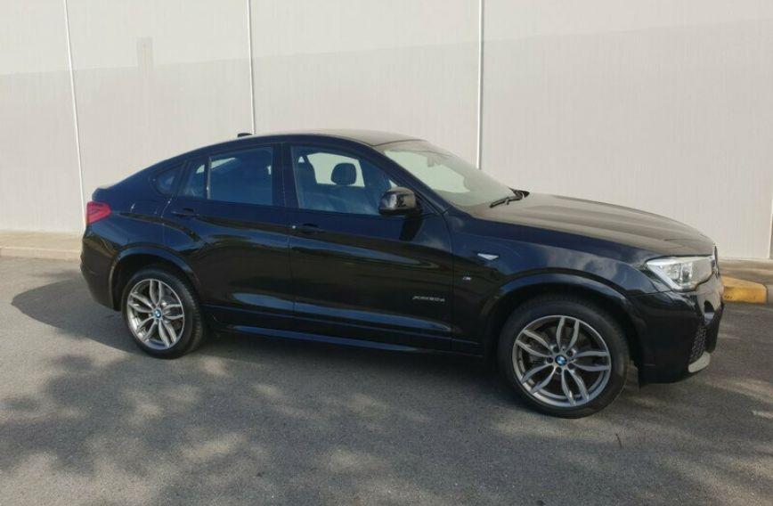2016 BMW X4 xDrive20d  F26 Turbo Wagon