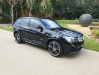 2017 BMW X3 for sale in Cairns