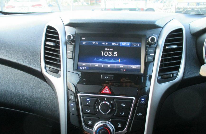 2016 HYUNDAI I30 Active  GD4 Series II  Hatchback